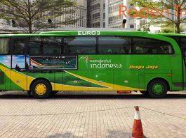 Daftar Harga Sewa Bus Pariwisata di Bandar Lampung Murah Terbaru