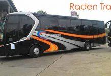 Daftar Harga Sewa Bus Pariwisata di Bitung Murah Terbaru