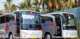 Daftar Harga Sewa Bus Pariwisata di Mataram Murah Terbaru