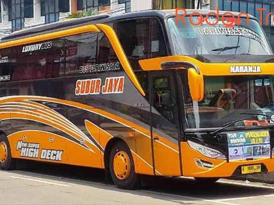 Daftar Harga Sewa Bus Pariwisata di Solo Murah Terbaru
