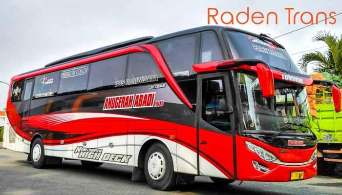 Harga Sewa Bus Pariwisata Di Surabaya Murah 2020 Raden Trans