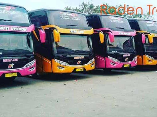 Daftar Harga Sewa Bus Pariwisata di Pacitan Murah Terbaru